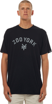 Zoo York Immergruen Mens Tee Black
