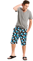 Peter Alexander peteralexander Mens Smurfs Sleep Short