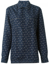 Lanvin Casual Shirt Straight Contrast Piping