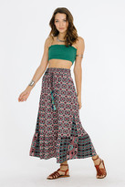 Raga Electric Nights Maxi Skirt