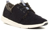 Toms Faux Shearling Del Ray Sneaker