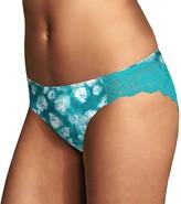 Maidenform Women's Comfort Devotion Lace-Back Tanga Panty 40159