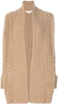 Michael Kors knit open front cardigan
