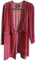 Reformation Pink Velvet Dress for Women