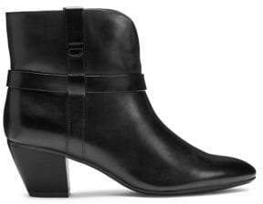 Aerosoles Martha Stewart Hailee Leather Booties