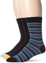 Ben Sherman Men's 3 Pack Clive Crew Socks