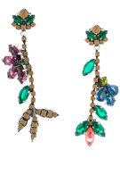Rada' Radà floral drop earrings