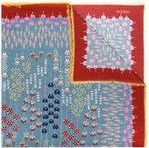 Valentino Garavani patterned pashmina