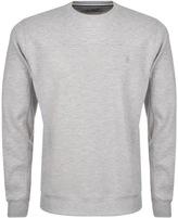Original Penguin Panelled Sweatshirt Grey