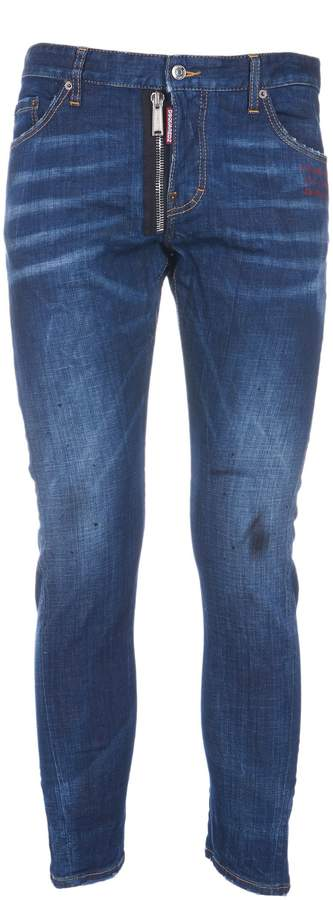 DSQUARED2 M. B. Jeans