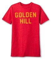 San Diego Local Pride by Todd Snyder Men's Golden Hill Tee - Red