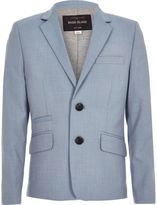 River Island Boys light blue blazer
