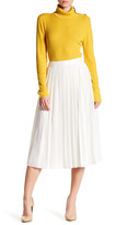 Canvas by Lands' End Canvas by Lands& End Pleated Midi Skirt