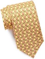 Tailorbyrd Monkeys Silk Tie