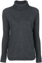 Woolrich turtle neck sweater