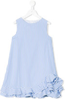 Simonetta striped dress - kids - Cotton - 5 yrs