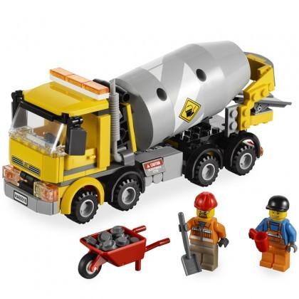 Lego City Cement Maker
