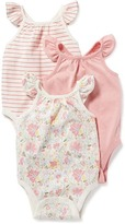 Old Navy Flutter-Sleeve Bodysuit 3-Pack for Baby