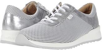 Finn Comfort Cerritos (Silver) Women's Shoes