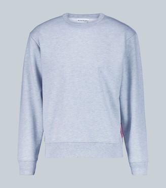 Acne Studios Fate oversized crewneck sweatshirt
