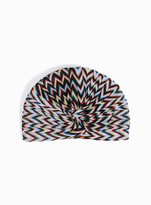 Missoni Zigzag Stripe Turban