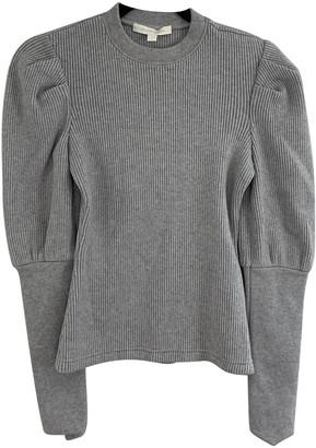 Jonathan Simkhai Grey Wool Knitwear