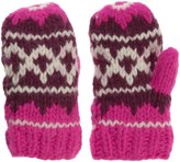 Appaman Mittens - Hot Pink-Large (5-7 Years)