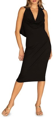 Trina Turk Flash Bodycon Midi Dress