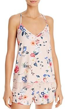 Flora Nikrooz Fiona Floral Butter Knit Cami Pajama Set