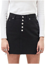 Dr. Denim Mallory Denim High Waist Mini Skirt