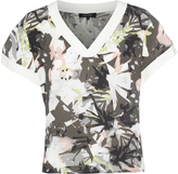 Oxford Miranda Abstrct Prnt Tnc Top Mult X