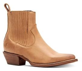 Frye Women's Sacha Leather Chelsea Boot