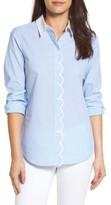 Draper James Women's Elliot Stripe Cotton Shirt