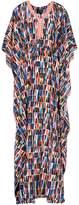Saloni Long dresses - Item 34796183