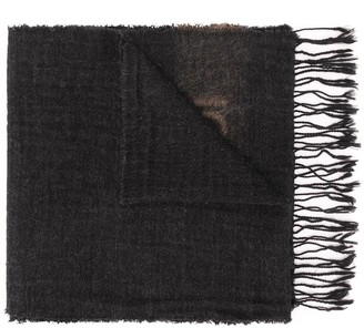 Fendi Pre Owned 1990s Knitted Scarf