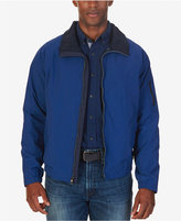 Nautica Men's Solid Lightweight Bomber Jacket