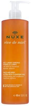 Nuxe Reve de Miel Face Body Ultra Rich Cleansing Gel