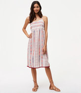 LOFT Beach Veranda Dress