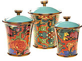 Poetic Wanderlust by Tracy Porter Eden Ranch Canisters, Set of 3