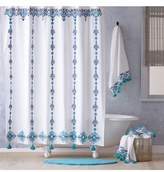 John Robshaw Aloka Shower Curtain