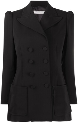 Philosophy di Lorenzo Serafini Fitted Double-Breasted Jacket