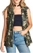 Minx Camouflage Utility Vest