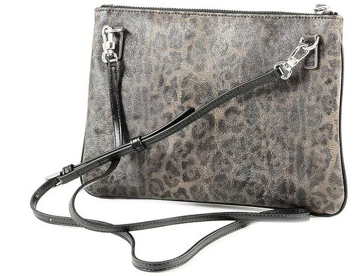 Thumbnail for your product : Class Roberto Cavalli Color Block Signature Clutch w/Shoulder Strap