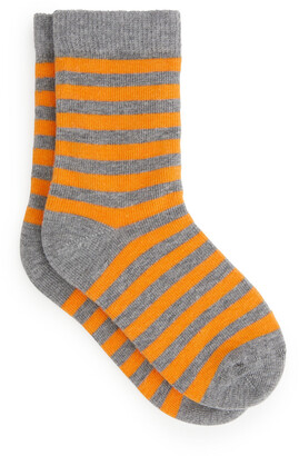 Arket Striped Socks