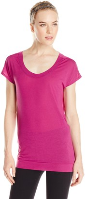 Colosseum Women's Determination Drape Back Top