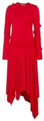 Preen Line 3/4 length dress