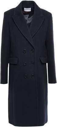 Claudie Pierlot Gari Double-breasted Wool-blend Coat