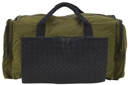 Bottega Veneta Intrecciato Packable Sports Bag