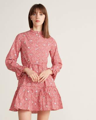 Saloni Billie Shirt Dress