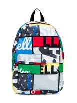 Stella McCartney multi print backpack